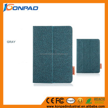 Factory Price wholesale for ipad air 2 smart case,leather case for ipad with auto wake-up/sleeping function