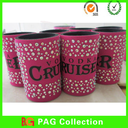 2016 neoprene can cozy/stubby cooler holder/beer can cooler holder