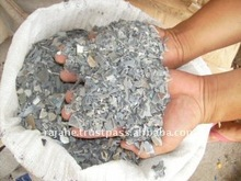 Indonesia Recycled Plastic Grey White PVC Pipe Scrap