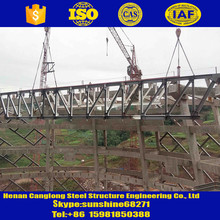 Prefabricated heavy design steel structure building