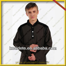 2014 Fashionable Islamic Caftan for men / Men thobes KDTE-510