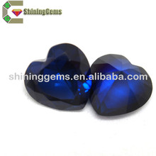 Factory Direct blue sapphire for jewelry