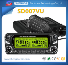 multi band mobile radio walkie talkie/two way radio walkie talkie car mobile radio/Military Quality car FM 20km 50km radio