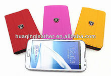 new Smart flip case for SamSung note2 galaxy note II leather case