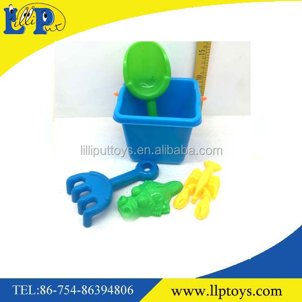 Funny plastic mini filled beach toys magic sand for kids