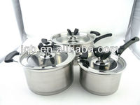 18 10 stainless steel cookware