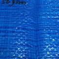 Blue PE Tarpaulin For Truck Cover Goods Protection
