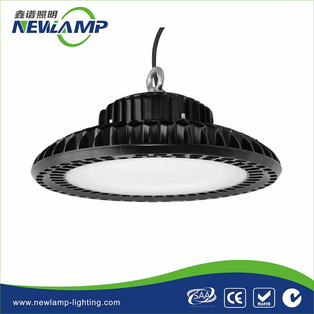 Competitive price 5 years warranty 120lm/w UFO for warehouse