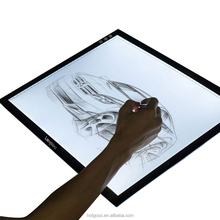 high quality slim board art drawing copy table led light pad