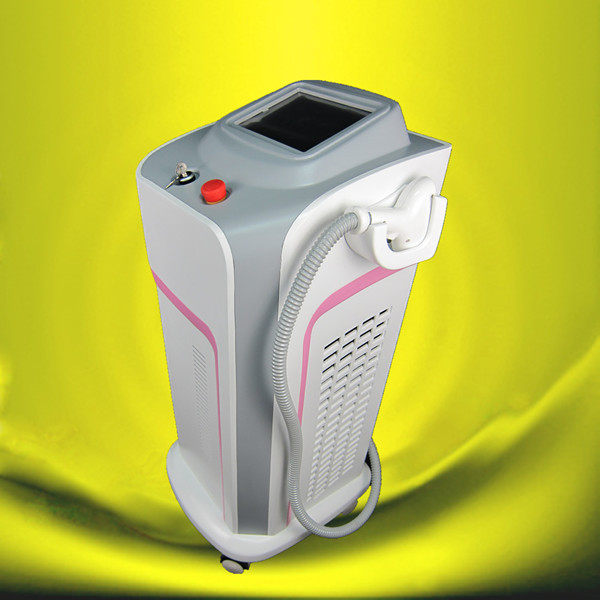 The most popular in 2016 professional 808 nm permanent hair removal machine big spot 810nm diode laser hair removal
