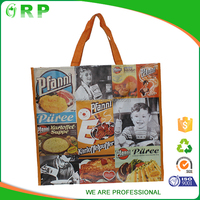 Premium shopping bags wholesale good quality reusable folding tote bags