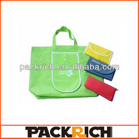 Promotional Nonwoven Foldable reusable fish shopping bag