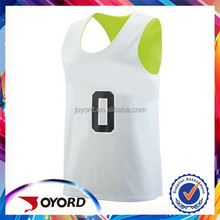 Professional sublimation running gear in jersey