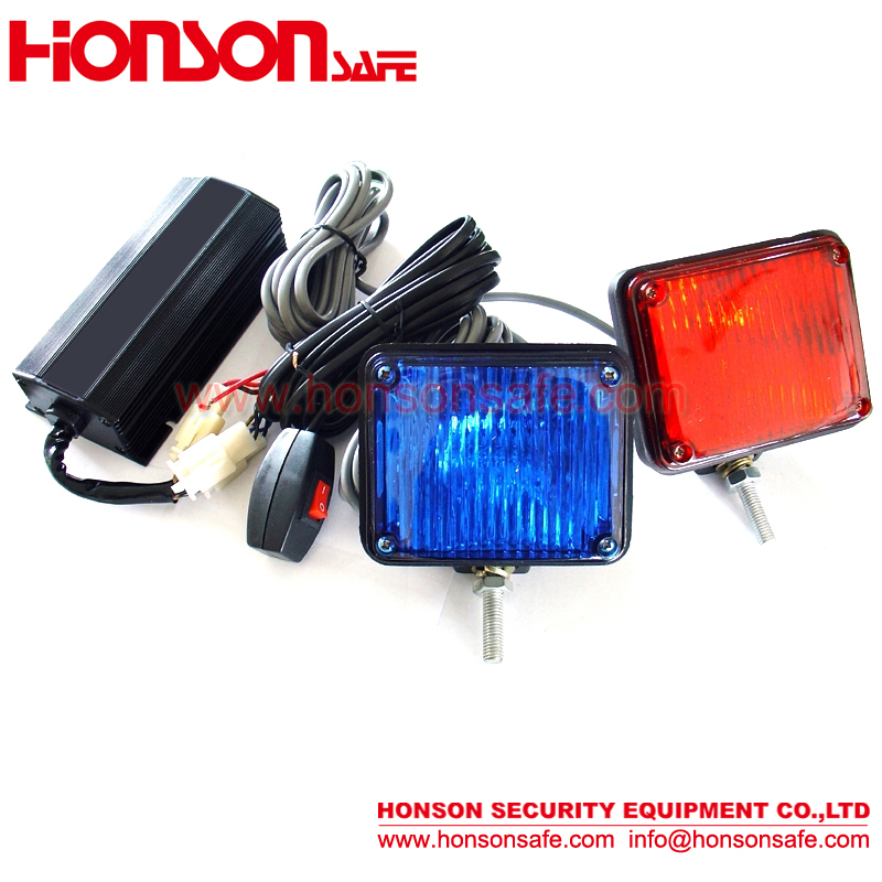 Strobe Xenon warning motorcycle lightheads emergency lights HMX-110