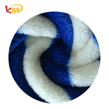 Make to order good sell polyester flannel fleece blanket fabric cloth material