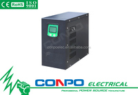 AN1K8-B 3KVA/1800W/48VDC Pure sine wave Inverter Built-in Charger with 4pcs*7AH/12V Battery, LCD display, CE RoHS