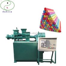 Commercial Automatic pressing School Chalk production making Machine to produce dustless colorful chalk