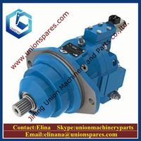 Hydraulic variable winch motor A6VE250 tapered piston motor for rexroth
