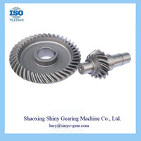 Car Automobile and Electric Forklift Sprial Bevel Gear