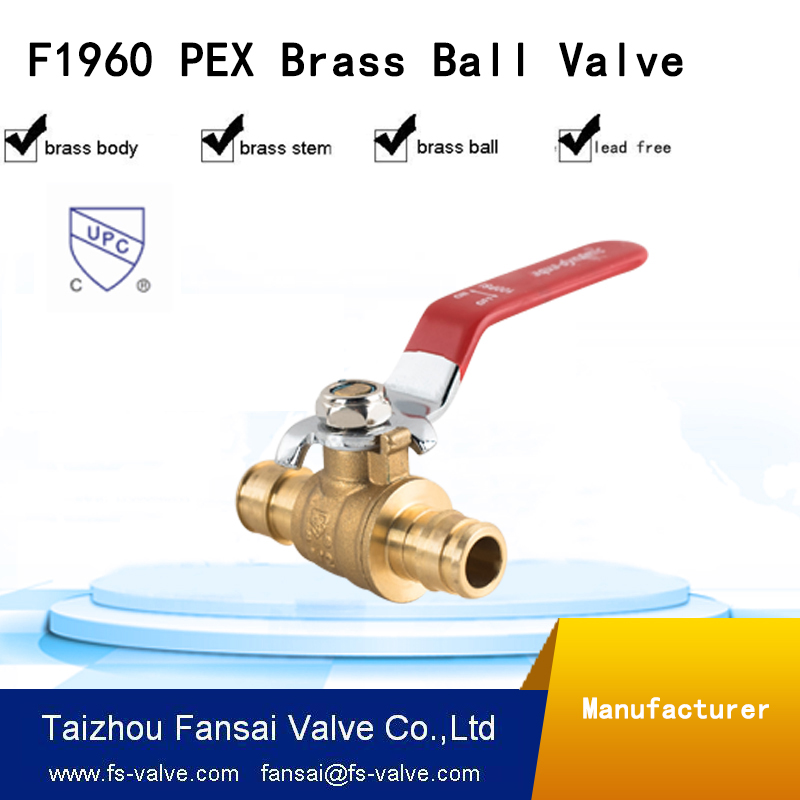 Cheap Feed Water Brass Ball Valve With Nipple