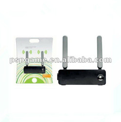 Original Double Antenna Wireless Network Adapter for Xbox360 Wifi-Connecting