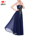 Hot sexy women elegant prom dress