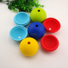 Small size FDA food grade sphere shaped silicone ice cube ice ball mould for whisky