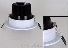Spring clip for downlight