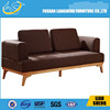 2015 modern design fabric sofa is made by imported rubber wood for living room S012