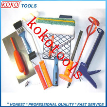 various decorative painting kit hand tools