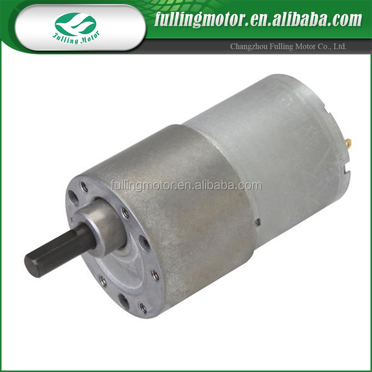 Wholesale 12v PM DC Spur Gear Motor