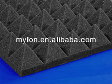 wave sound insulation sponge for building