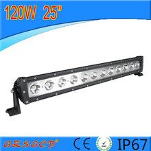 waterproof IP67 12pcs*10w lightstorm offroad driving lamp led light bar with high power
