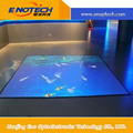 alibaba hot new products for 2015 magic and attractive interactive window projection for display