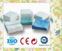 See larger image Sterile and Non-sterile gauze pads/gauze swabs/gauze sponges