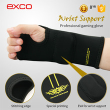 EXCO gaming gloves mouse gloves with wrist rest for sale