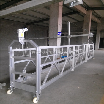 Swing Stage Suspended Platform For High Rise Building