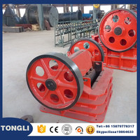Best price tire type mobile jaw crusher station for sale