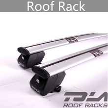 Adjustable aluminum auto cross bar for Sorento roof rack car accessories auto tuning parts
