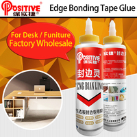 Wood furniture edge tape wood glue for pvc band making