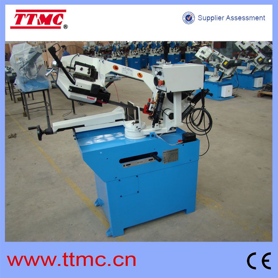 BS260G metal cutting band sawing machine