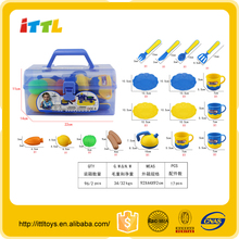 New product pretend play toy plastic chicken toys for kids fruit toy