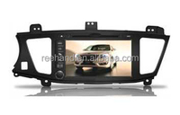 8 Inch Car DVD For K IA Kadenza 2012 With GPS Navigation A8 Chipset Dual Core 3G Wifi BT Radio Free Map