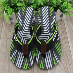 Foot massage flip flops sandals Printed