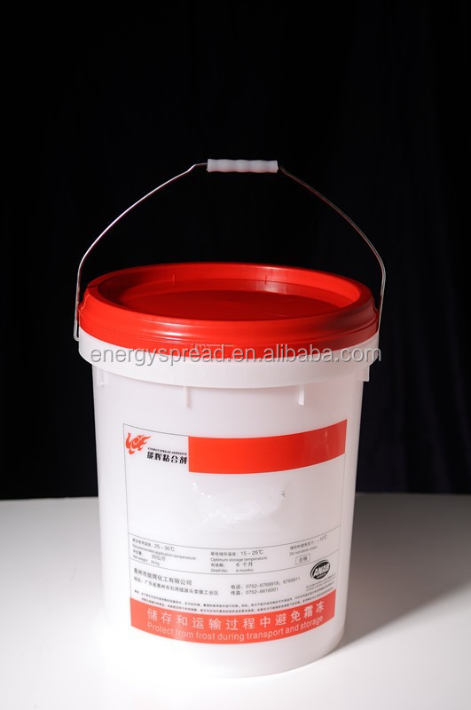 high quality water based synthetic adhesive glue for labeling