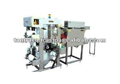 SLH Series Fully Automatic Shrink Wrapping Machine