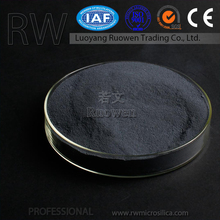 Good flow properties concrete admixture microsilica cheap price for sale