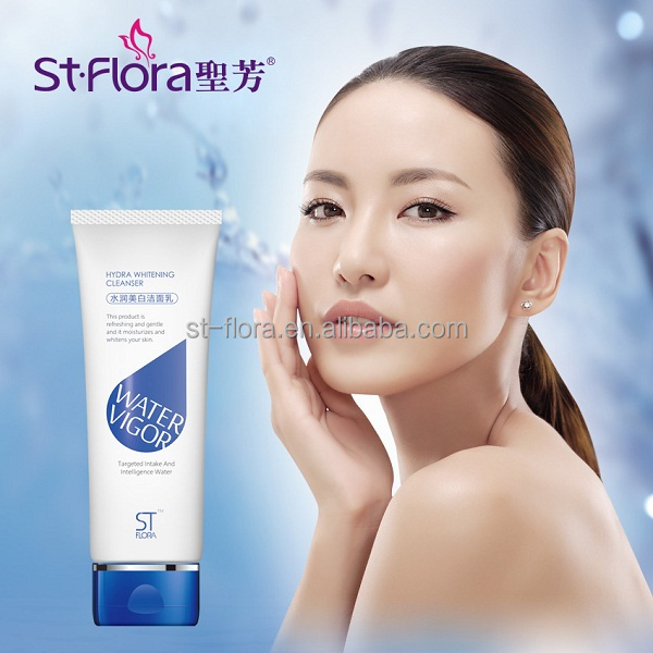 Made in China, Skin whitening moisture Face Cleanser& Deep Cleaning pore Face Cleanser