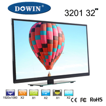 32-Inch LED TV LCD Television Supports Multi-language manufacture wholesale OEM nice quality USB TV GAME SD FM RADIO home family