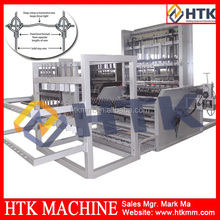Hot dipped galvanized fixed knot field fence machinery, farm fence machine, deer fence machine(SGS/CE/ISO Passed)